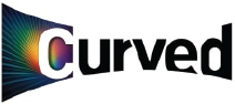 Curved TV Logo