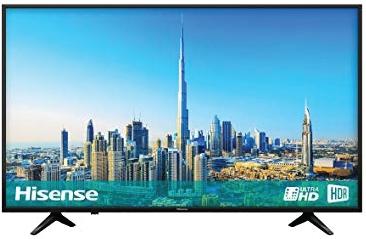 Hisense Ultra HD TV