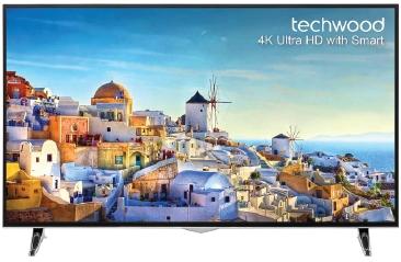 Techwood 4K TV