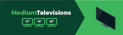Medium Televisions